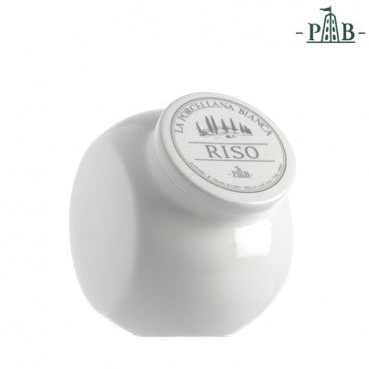 La Porcellana Bianca  0.9/1.45L RICE Storage Jars