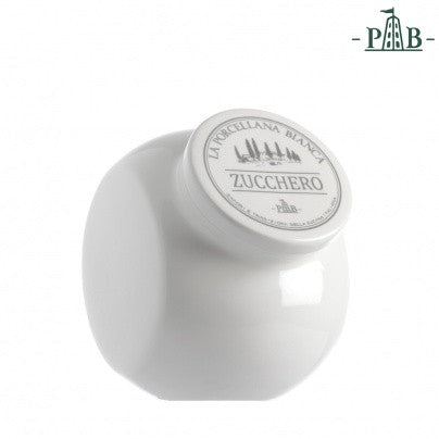 La Porcellana Bianca 0.9/1.45L SUGAR Storage Jars
