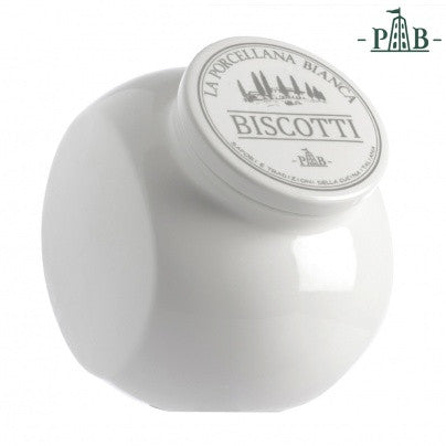 La Porcellana Bianca 2.5/3.5L COOKIES Storage Jars