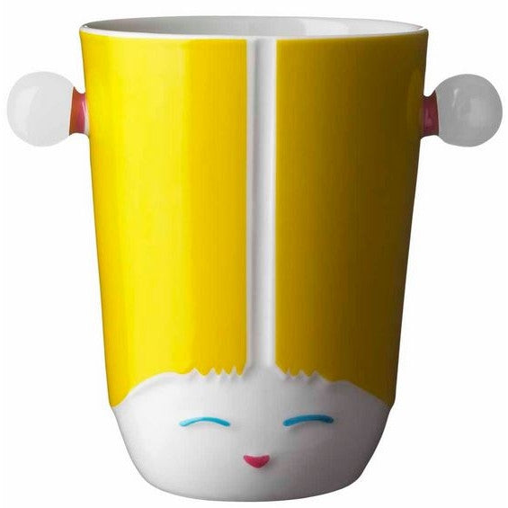 QDO Kokeshi Girl thermal cup
