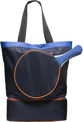 Summer cooler/racket bag
