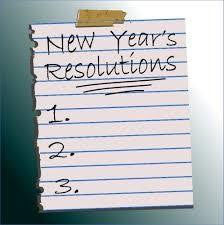 New Year's Resolutions?  MantelMount Can Help You Keep Them