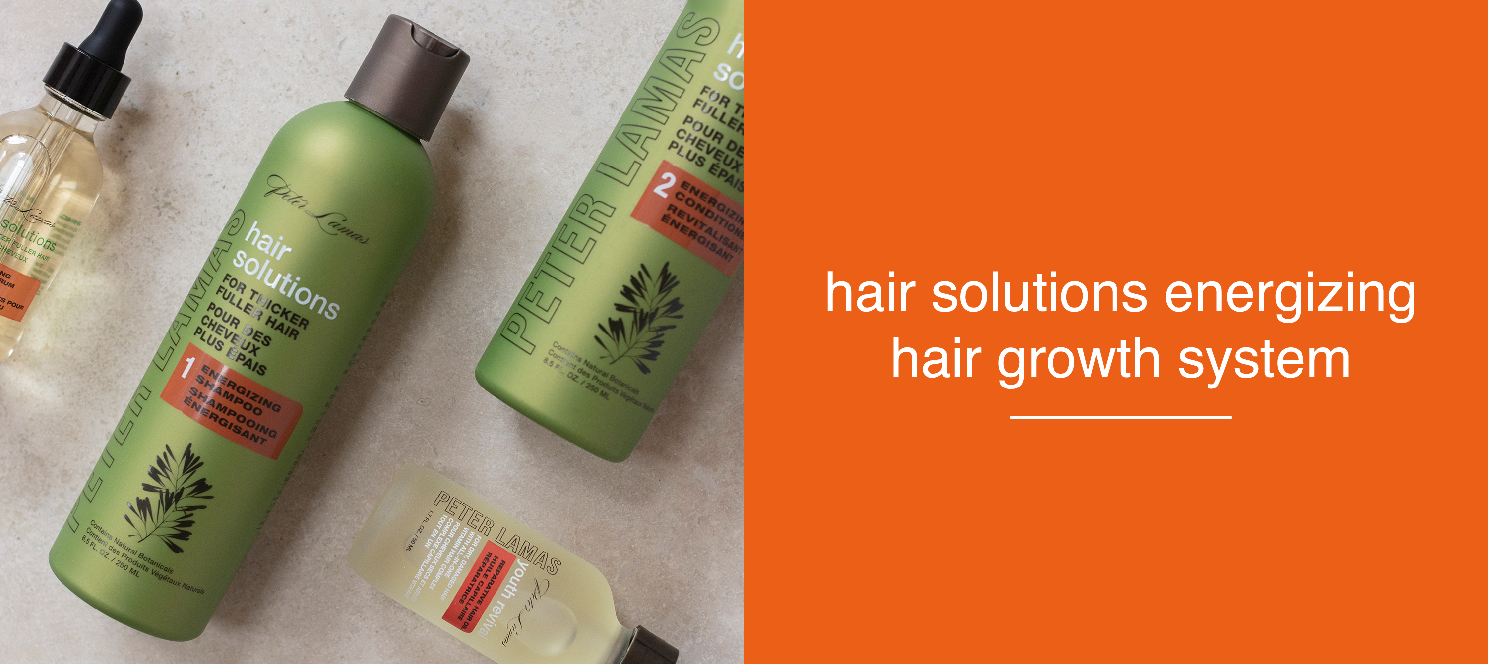 Hair Solutions Energizing Hair Growth System