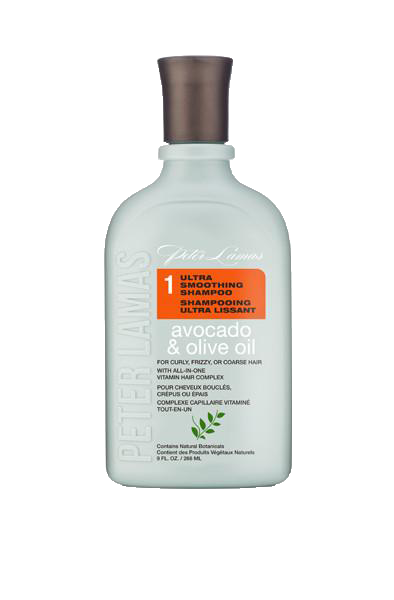 Avocado & Olive Oil Ultra Smoothing Shampoo | For Curly, Frizzy, Coarse Hair
