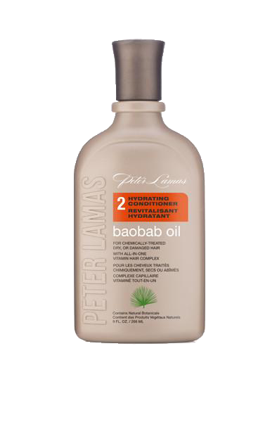 Baobab Oil Hydrating Conditioner | For Chemically Treated, Dry, Damaged Hair