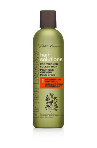 Hair Solutions Energizing Shampoo