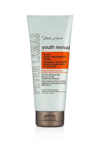 Youth Revival 5 Oil Hair Treatment Mask (CASE PACK 6PCS)