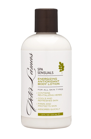 Spa Sensuals Energizing Antioxidant Body Lotion