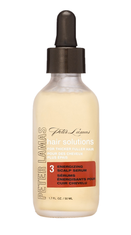 Hair Solutions Energizing Scalp Serum New