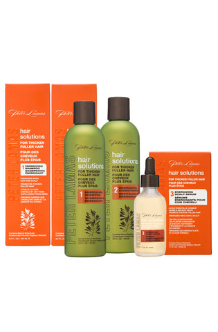 Hair Solutions 3-Step Energizing System Kit