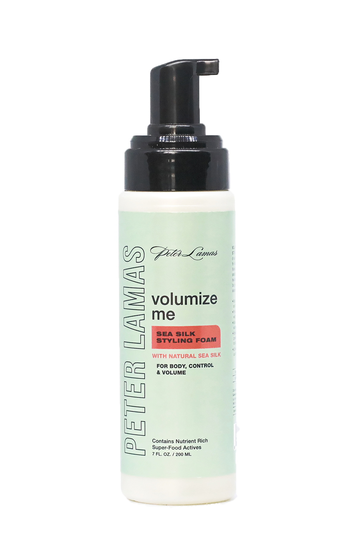 Volumize Me | Sea Silk Styling Foam