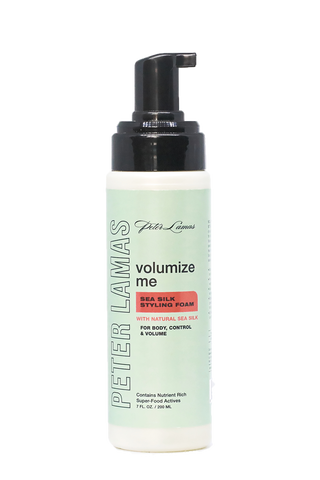 Volumize Me, Sea Silk Styling Foam