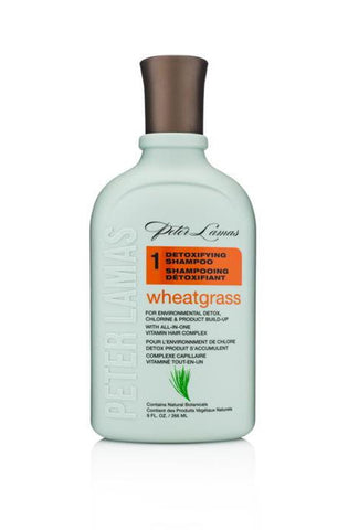 Wheatgrass Detoxifying Shampoo