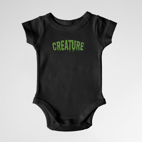 Onesie & Toddler - CREATURE ~ Must have for Halloween