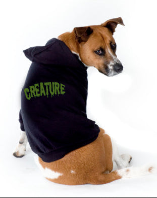 CREATURE Dog Hoodie ~ Absolutely Adorable!!!