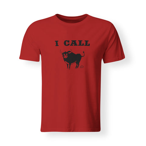 Mens ~ I call BullSh*t Triblend T-Shirt