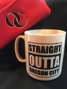 PRE-ORDER - Straight Outta OC Coffee Mug