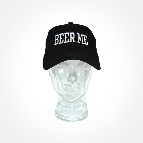 Mens BEER ME Baseball Cap/Hat - Camo and Black!!