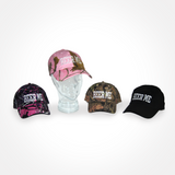 Womens BEER ME Baseball Cap/Hat - Pink Camo, Purple Camo and Black!!