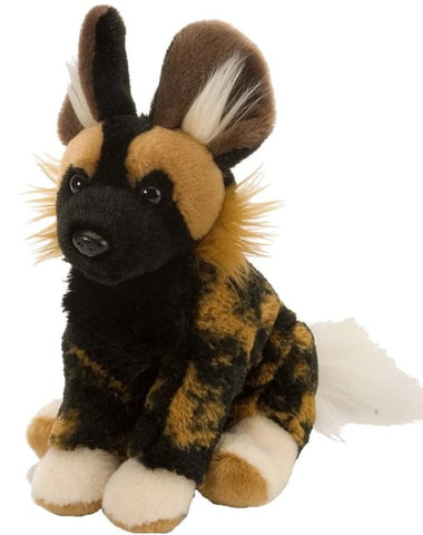 "8"" African Painted Dog"