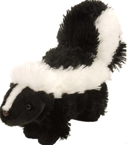 "8"" Cuddly Skunk"