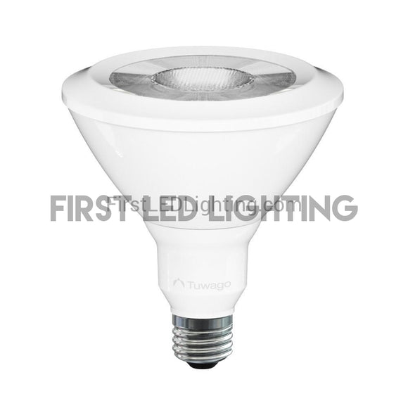 18W (100W Equivalent) PAR38 LED Lamp - Soft White 3000K - 25 Degree Beam-First LED Lighting Center