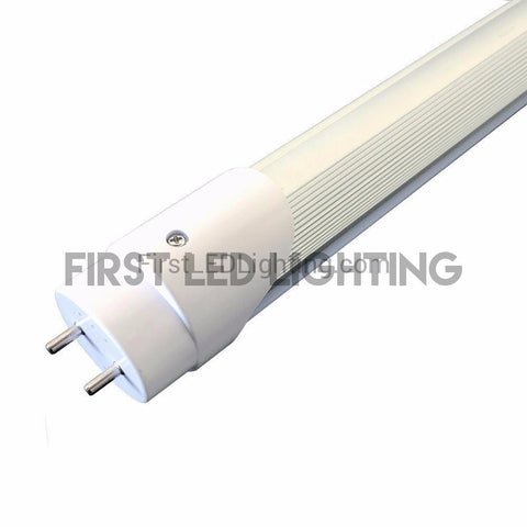 4ft Bypass Ballast 18W T8 LED Tube - Daylight - Frosted - UL Listed-First LED Lighting Center