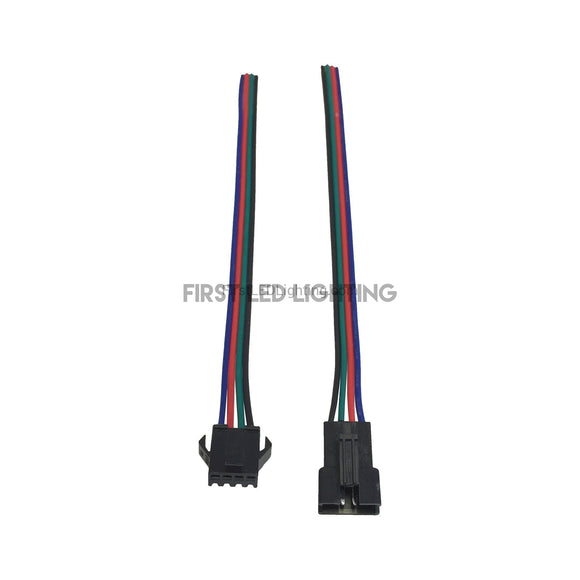 RGB Locking Clip Connector - Female-First LED Lighting Center