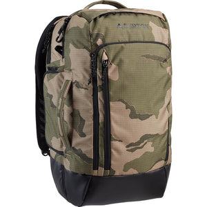 Burton Multipath 27L Travel Pack - Barren Camo Print