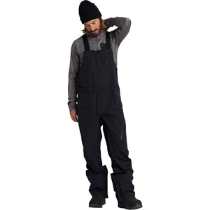 Burton Men's [ak] GORE-TEX Cyclic Bib - True Black