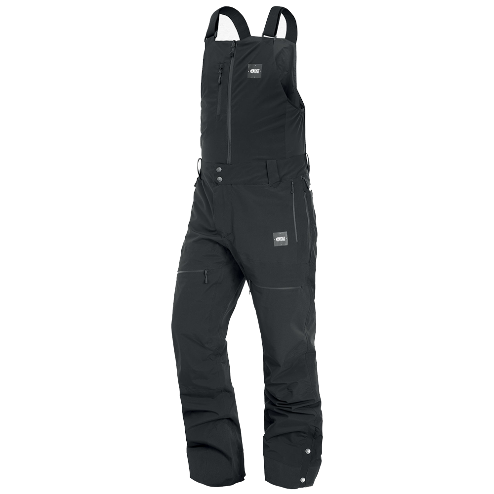 Picture W21 Men's Zephir Bib Pants - Black