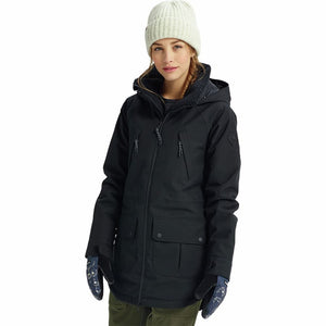 Burton Women's Prowess Jacket - True Black