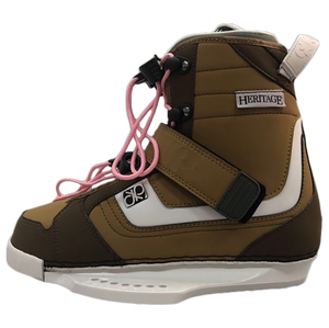 DUP S21 Heritage Wakeboard Bindings