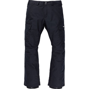 Burton Men's Cargo Pant Regular Fit - True Black