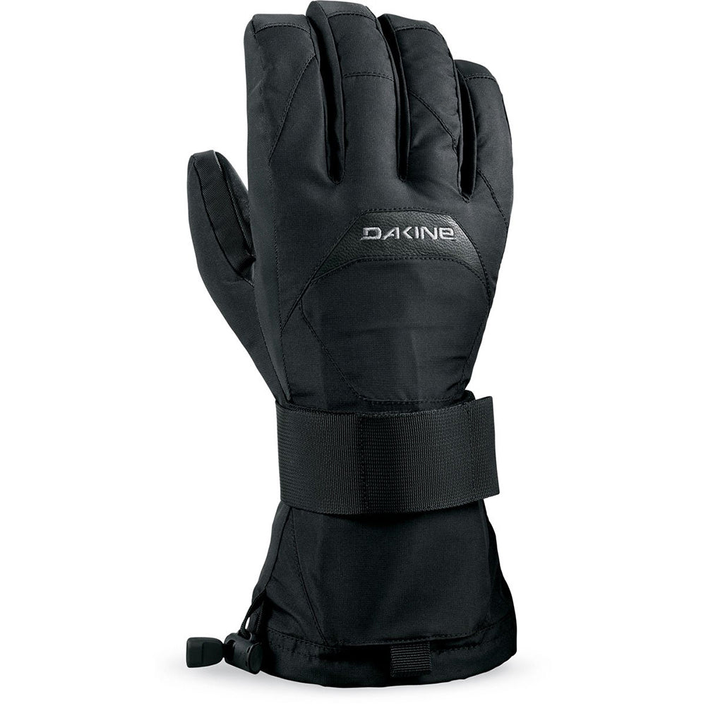 Dakine Wristguard Gloves - Black