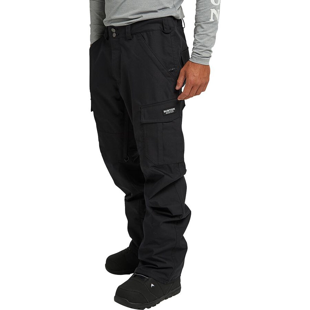 Burton Men's Cargo Pant - Short - True Black