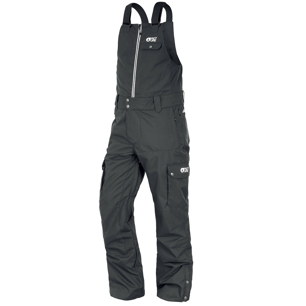 Picture W21 Men's Charles Bib Pants - Black