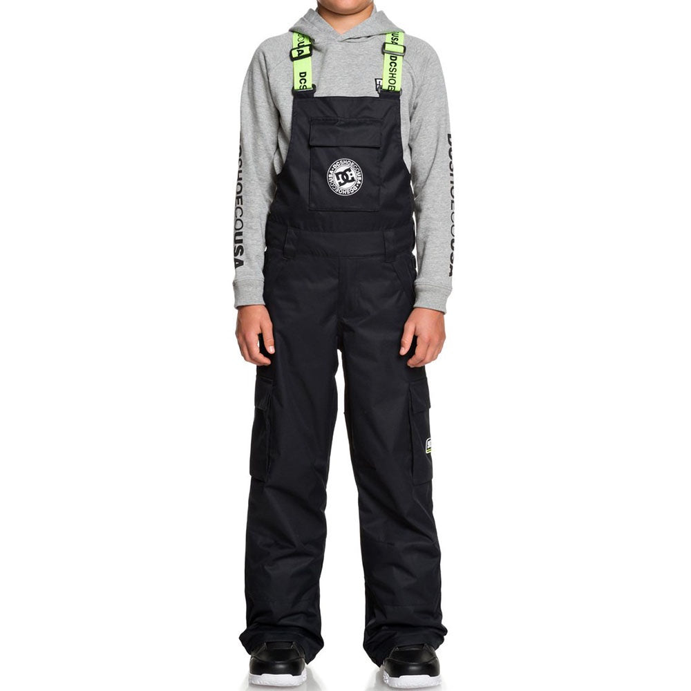 DC Roadblpck Youth Bib - Black