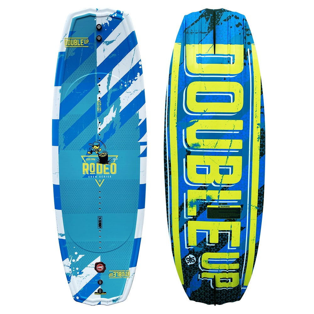 Double Up Kid's Rodeo Wakeboard - 124
