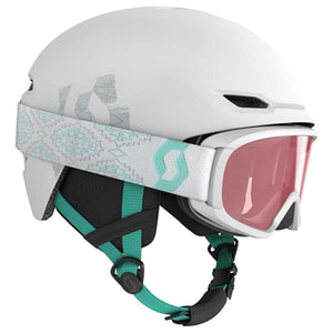 Scott Kid's Keeper 2 Helmet + Kid's Witty Goggle