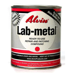 10102 Alvin Lab Metal 24 Oz Can - None
