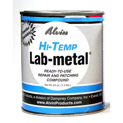11102, Alvin Hi-Temp Lab Metal, 24 oz Can