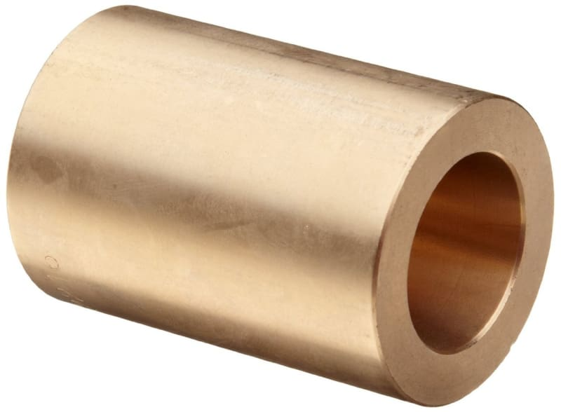 1/2 X 5/8 X 1 Part# CB081008 Cast Bronze Bushing - none