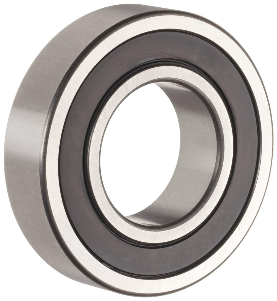 "1614-2RS,  3/8"" I.D. X 1-1/8"" O.D. X 3/8"" W, Sealed Radial Ball Bearing"