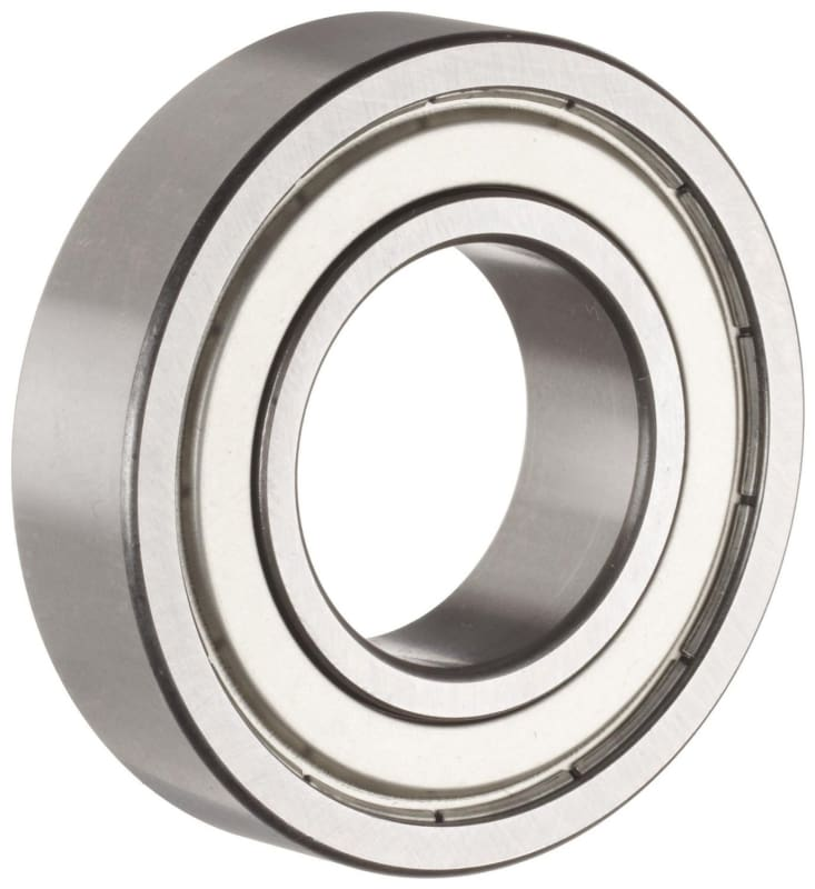 "1606-ZZ, 3/8"" I.D. X 29/32"" O.D. Shielded Radial Ball Bearing"