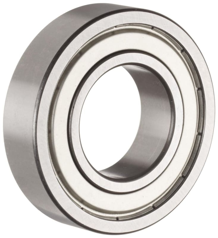 "1614-ZZ, 3/8"" I.D. X 1-1/8"" O.D. Shielded Radial Ball Bearing"