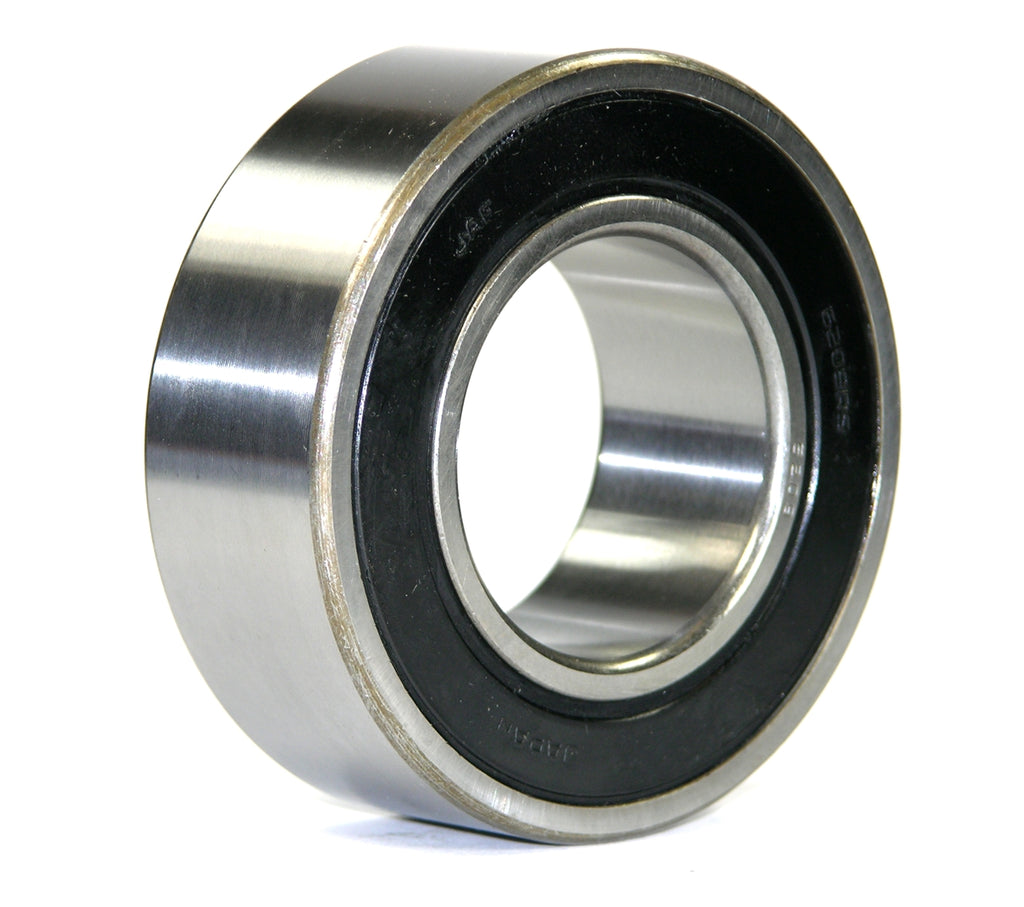 5201-2RS Double-Row Angular Contact Ball Bearing w/ 2 Seals, JAF Brand, Japan