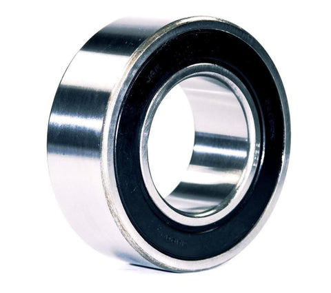 5200-2RS, FBJ Brand, 2-Row Angular Contact Sealed Ball Bearing