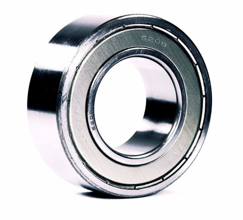 5200-ZZ, JAF/KYK Brand, 2-Row Angular Contact Ball Bearing