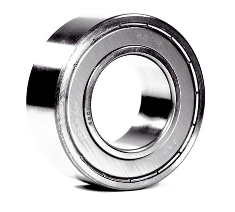 5202-ZZ, JAF/KYK Brand, 2-Row Angular Contact Ball Bearing